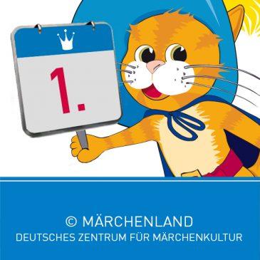 Das neue Katergedicht zu den 27. Berliner Märchentagen