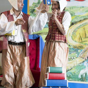"""""""Aladin"""" und """"Hans im Glück"""" verzaubern NRW"""