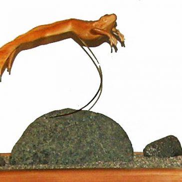 Märchenfiguren aus dem Daetz-Centrum 2: Der Froschkönig