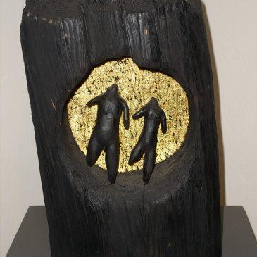 Märchenfiguren aus dem Daetz-Centrum 8: Die Sonnengöttin Amaterasu