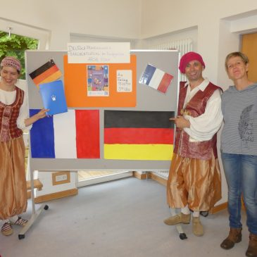 3. Deutsch-Französisches Märchenfestival: 19.05.2017