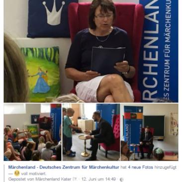 12.06.2017, Kinderbuch-Oase