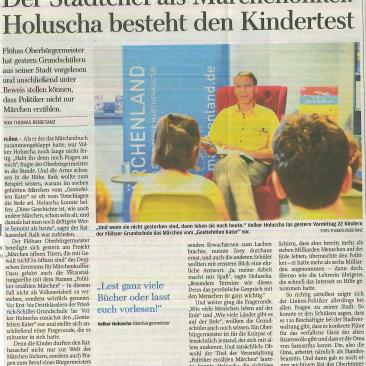 16.06.2017, Freie Presse Flöha