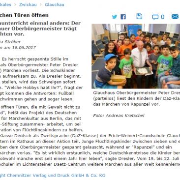 16.06.2017, www.freiepresse.de