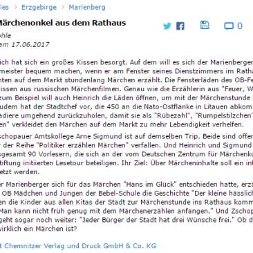 17.06.2017, www.freiepresse.de