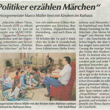 18.06.2017, SonntagsWochenblatt Riesa / Oschatz