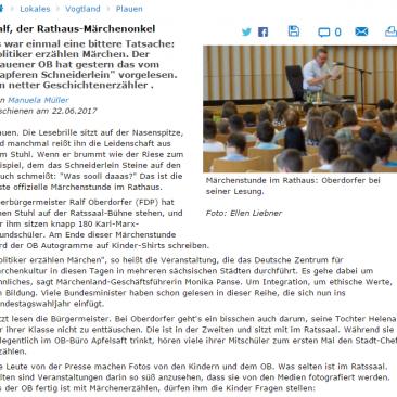 22.06.2017, www.freiepresse.de