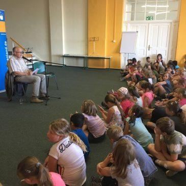 Märchen öffnen Türen: 19.06.2017