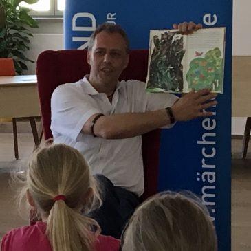 Märchen öffnen Türen: 15.06.2017