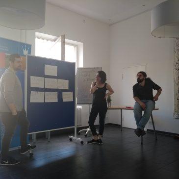 """Fortbildung zum """"Märchenerzähler für Demenzerkrankte"""" am 17. April in Berlin (D)"""