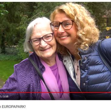 Vlog der Marmeladenoma über die Eröffnung von Märchenland – Europäisches Zentrum für Märchenkultur