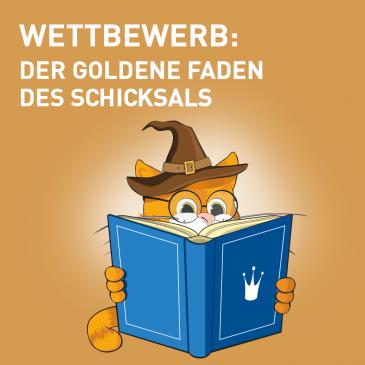 """AUFRUF ZUM 2. ONLINE-SCHREIBWETTBEWERB 2018 """"Der goldene Faden des Schicksals"""""""