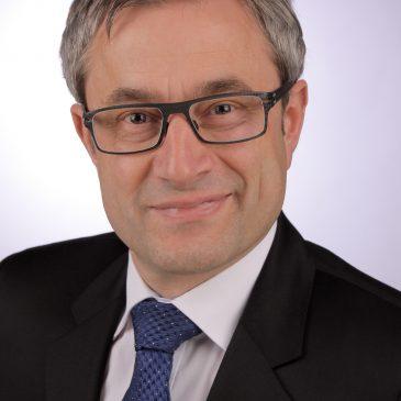 Das zweite Mitglied unserer Experten-Jury ist nun bekannt: Michael Lutz, Direktor Öffentlicher Dienst BBBank