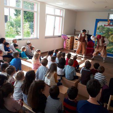 5. Deutsch-Französisches Märchenfestival: Die Märchenpantomime ist da!