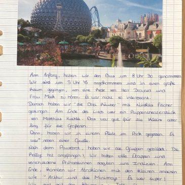 """5. Deutsch-Französisches Märchenprojekt: """"Es war super!"""""""