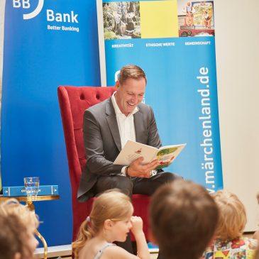 5. Deutsch-Französisches Märchenprojekt: Märchenstunden mit der BBBank in Karlsruhe und Mannheim